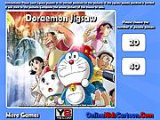 Play Doraemon jigsaw Game