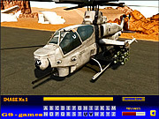 Play Helicopter hidden letters Game