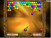 Play Redakai bubble shooter Game