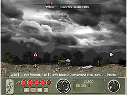 Frontline Truck Driver game