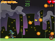 Bullet Time Witch game
