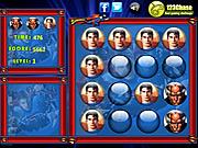 Superman Memory Balls Game game