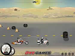Bike Rampage game