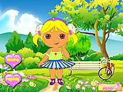 Play Dora first outing Game