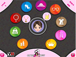 Girls Shopping game