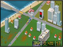 Speed Traffic game