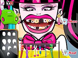 Crazy Dentist game