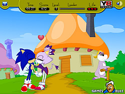 Gioca gratuitamente a Sonic Adventure Kiss