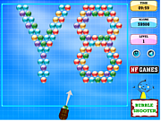Play Bubble shooter level pack Game