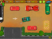 Play free game Tom's Beach Parking