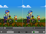 Bicycle Differences game