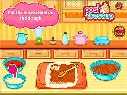Winnie's Pizza Puff Pinwheels game