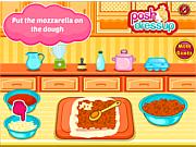 Play Winnie s pizza puff pinwheels Game