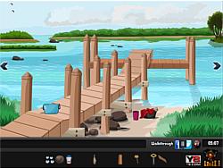 Cool Island Escape game game
