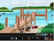 Play Cool island escape game Game