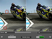 Play Motorbike differences Game