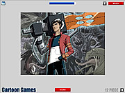 juego Generator Rex Jigsaw