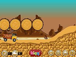 Express Truck game