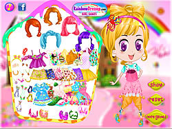 Candyland Doll game