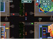 Play Vegas traffic mayhem Game