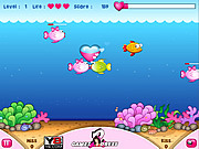 Play Naughty fish Game