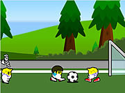Play Emo soccer Game