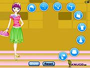 Juega al juego gratis Barbie Fun Dressup