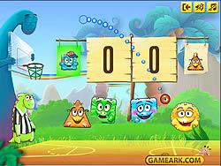 Permainan Dino Basketball