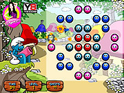 juego Smurf Shoot with Balls