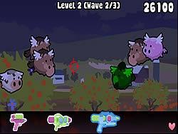 Zoo Pop Panic game