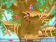 La Foret Aux Mille Dangers game