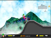 Mountain Rider game