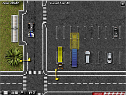 18 Wheels Driver 4 game