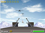 Shooting Helicopter game
