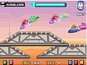 Play Star airship racing Game