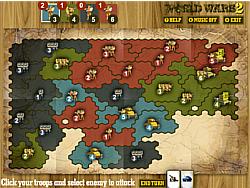 Gioca gratuitamente a World Wars 3