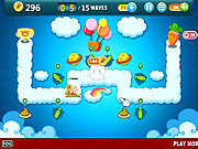 Play Carrot fantasy Game