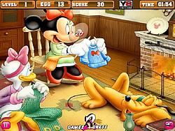 Mickey Hidden Egg game