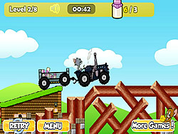Tom and Jerry Tractor 2 παιχνίδι