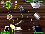 Play Office desk car parking Game