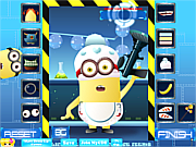 Minions game