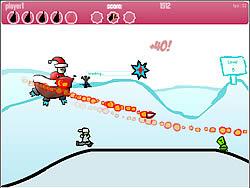 Santa's Rampage game