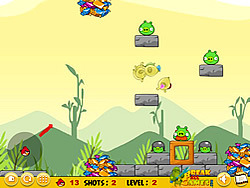 Angry Birds Special Cannon game