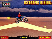 Play Extreme bike race Game