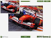 Formula 1 Puzzle game