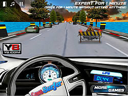 3D Speed Driver game