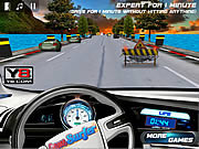 Play 3d speed driver Game