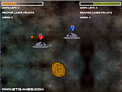 Cosmic Warriors game