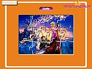 Play Princess rapunzel jigsaw puzzle Game