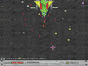 Notebook Space Wars game